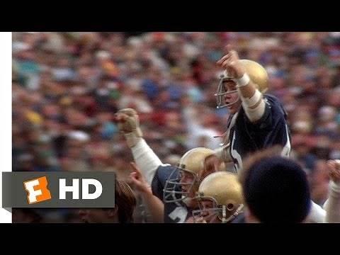 Rudy's Victory - Rudy (8/8) Movie CLIP (1993) HD