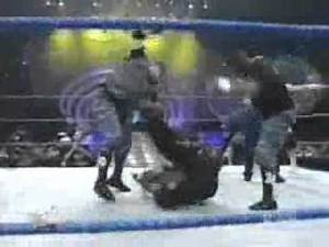 Edge & Christian & Jeff Hardy vs Al Snow & Dudley Boyz