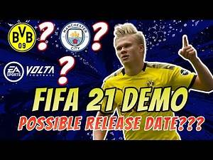 FIFA 21 DEMO - ALL YOU NEED TO KNOW
