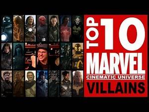 10 Best Villains in the Marvel Cinematic Universe