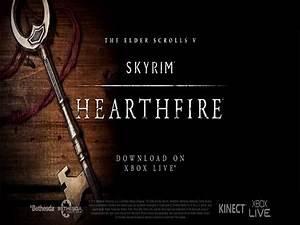 The Elder Scrolls V Skyrim: Hearthfire DLC - Official Trailer & Analysis with Mod Similarities