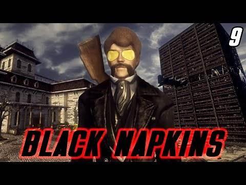 NEW RENO 2 - BLACK NAPKINS - PART 9 | NEW VEGAS MODS