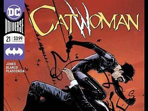 Catwoman #21 Review / Weird Science Comics