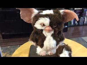 1:1 Life size Gizmo from Gremlins made by Ronculus-Maximus