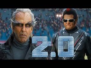 2.0 HINDI Movie (2018) HD - Rajinikanth | Akshay Kumar | Amy Jackson | Full Movie Promotion