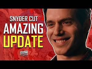 JUSTICE LEAGUE SNYDER CUT Huge Update: Zack Reportedly Screened Movie For WB Execs & Is Moving Ahead