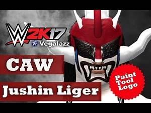 WWE 2K17 : Jushin `Thunder` Liger CAW Formula (PS3/XBOX 360)