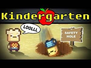 Kindergarten: SAFETY HOLE! (#6)