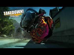 Burnout Paradise Remastered - Road Rage