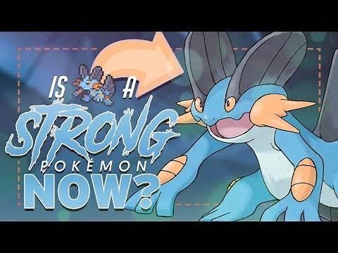 Is Swampert A Good Pokemon Now? Gen 7 Competitive Analysis ft. PokeMEN