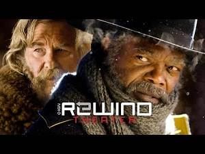 The Hateful Eight Trailer - Rewind Theater