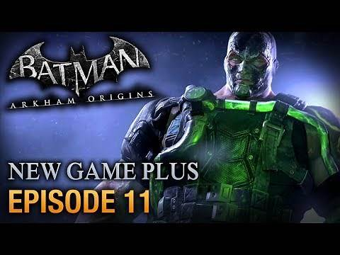 Batman: Arkham Origins - Walkthrough - Episode 11: Bane Boss Fight [PC 1080p]
