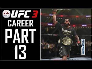 """EA Sports UFC 3 - Career - Let's Play - Part 13 - """"Superstar Contract"""" 