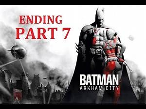 Batman Return to Arkham City Walkthrough - Part 7 - Two Face ( Ending )