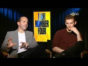 STAR Movies VIP Access: I Am Number Four - D.J. Caruso & Alex Pettyfer (Part 1/2)