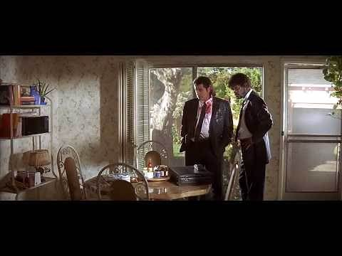 Pulp Fiction , The Guy ( Winston Wolf)