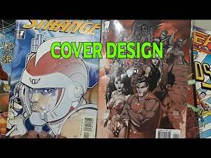 Designing the Perfect Cover for your COMIC BOOK