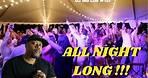 ALL NIGHT LONG | DJ GIG LOG | WEDDING SETUP | MOBILE DJ
