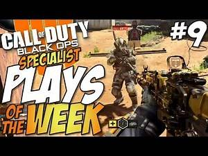 Call of Duty: Black Ops 4 - Top 10 Kills Of The Week Specialist #9 (BO4 Multiplayer Montage)