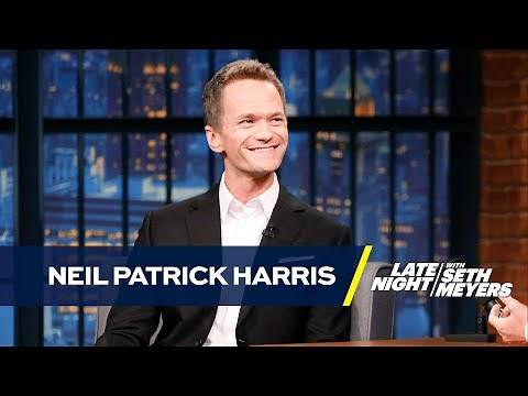 Neil Patrick Harris' Family Is Serious about Halloween