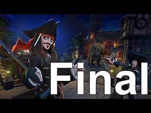 Let's Play Disney Infinity: Pirates Playset with Commentary Final