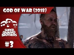 SGB Play: God of War (2018) - Part 3 | Can't Feel Anything
