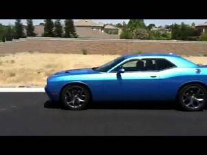 """Road Rage"" movie trailer staring Dodge Challenger"
