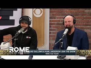 Luke Gallows And Karl Anderson Talk The OC, And The Return Of The Rock | The Jim Rome Show