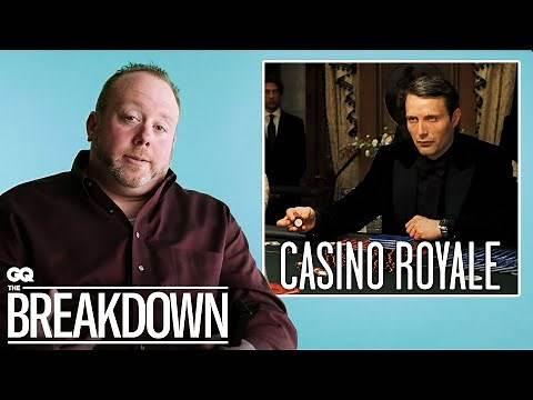 Casino Boss Breaks Down Gambling Scenes from Movies   GQ