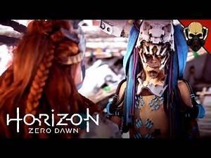 Horizon Zero Dawn: A Moment's Peace [Side Quest]
