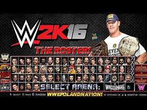 How to play WWE 2K16 android