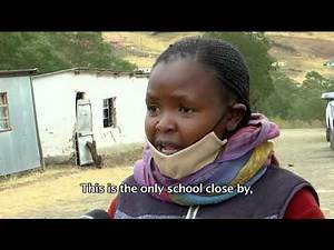 Cutting Edge: States of schools in Eastern Cape, 13 October 2020