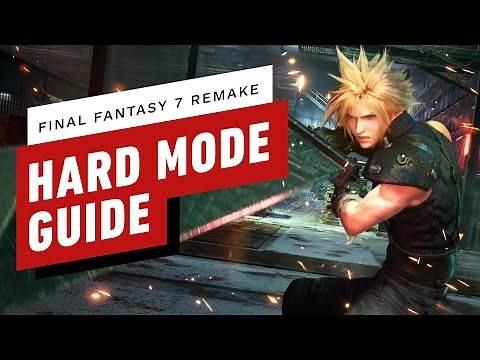 Final Fantasy 7: Hard Mode Guide to Success