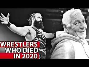 WWE Superstars Who Died in 2020 | Updated