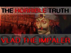 The REAL Dracula: VLAD THE IMPALER | The Horrible Truth