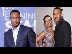 Trai Byers shares rare photo with siblings after celebrating 2nd year anniversary with pretty wife