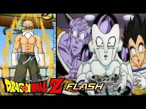 Dragon Ball Z Flash Games