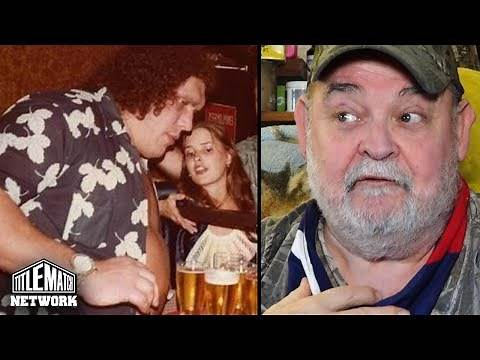 Black Bart - How Much Andre the Giant Drank Every Day - Wrestling Shoot Interview (2020)