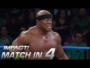 Lashley vs Sami Callihan: Match in 4 | IMPACT! Highlights Feb. 15, 2018