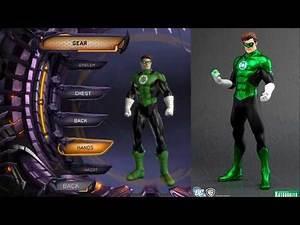 Green Lantern Character Creation Dc Unviverse Online ( Lanterna Verde )