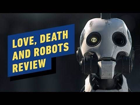 Netflix's Love, Death and Robots Review