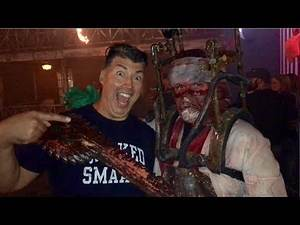 "Boston Dad reviews ""Canobie Lake Park Screemfest! (Scary)"
