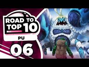 Pokemon Showdown Road to Top Ten: Pokemon Ultra Sun & Moon PU w/ PokeaimMD #6