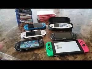 Why I like my PS Vita more than My Nintendo Switch
