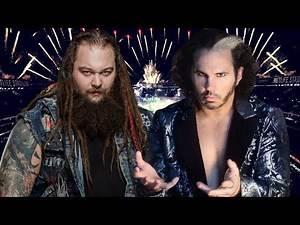 Bray Wyatt vs 'Broken' Matt Hardy Promo | WWE Wrestlemania 34