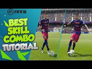 FIFA 16 BEST SKILL COMBO TUTORIAL - EASY TO PERFORM & VERY EFFECTIVE / BEST FIFA GUIDE TIPS & TRICKS