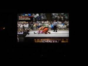 WWE 2K14 30 Years Of WrestleMania ( WrestleMania 9 Yokozuna Vs Hulk Hogan WWF Championship )