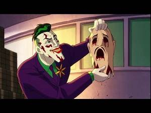 Harley Quinn 01x01 Joker Kills everyone and Batman arrests Harley Quinn Opening Scene HD