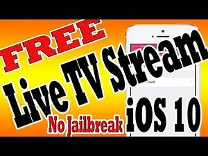 HOW TO GET FREE MOVIES, TV SHOWS, AND MORE IOS 10 NO JAILBREAK NEEDED