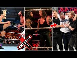 WWE Extreme Rules - July 14th, 2019 Highlights Preview ! Undertaker ! Roman Reigns Results Winners
